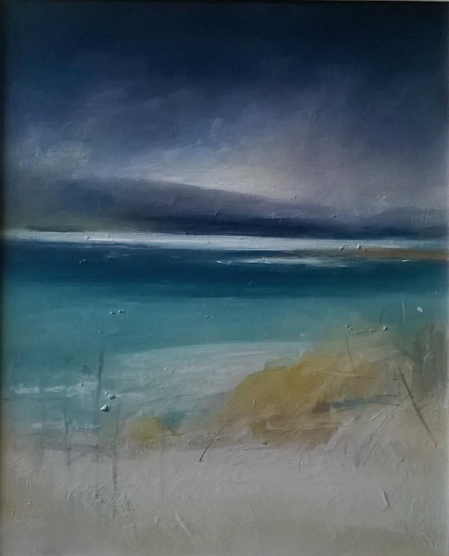 'Harris Coves, Portrait Study' by artist Pamela Dawson Taylor